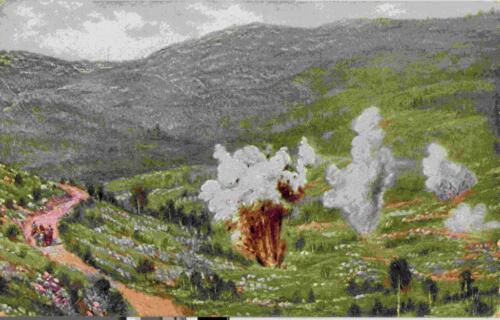 Razglednica iz zbirke Pakračanina Luje Šnedorfa poslana za vrijeme njegovog služenja u austrougarskoj vojsci tijekom Prvog svjetskog rata.