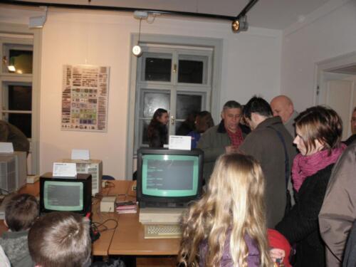 """Noć muzeja 2012., Izložba """"Tehnika u vremenu"""""""