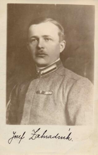 Fotografija iz albuma Pakračanina Luje Šnedorfa