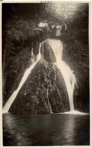 Fotografija iz albuma Pakračanina Luje Šnedorfa poslana za vrijeme njegovog služenja u austrougarskoj  vojsci tijekom Prvog svjetskog rata